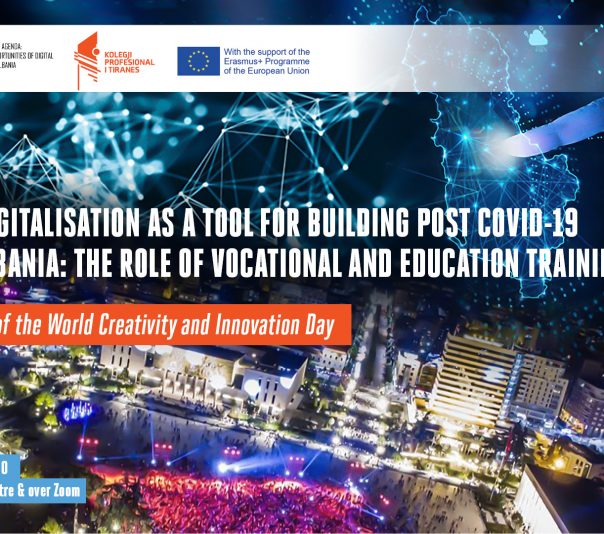 Inclusive Digitalisation as a tool for building post COVID-19 resilient Albania